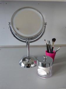 Le miroir d'Icône Relooking.